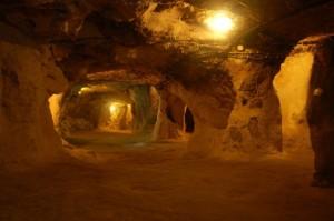 Подземный город в Каппадокии3
