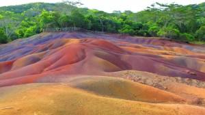 Цветные пески  Шамарель2