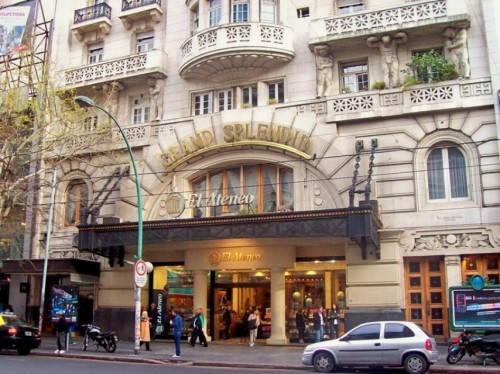 El Ateneo Grand Splendid2