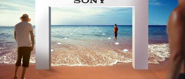 Sony опускается под воду и открывает магазин на морском дне