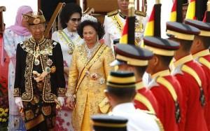 Монарх в Малайзии