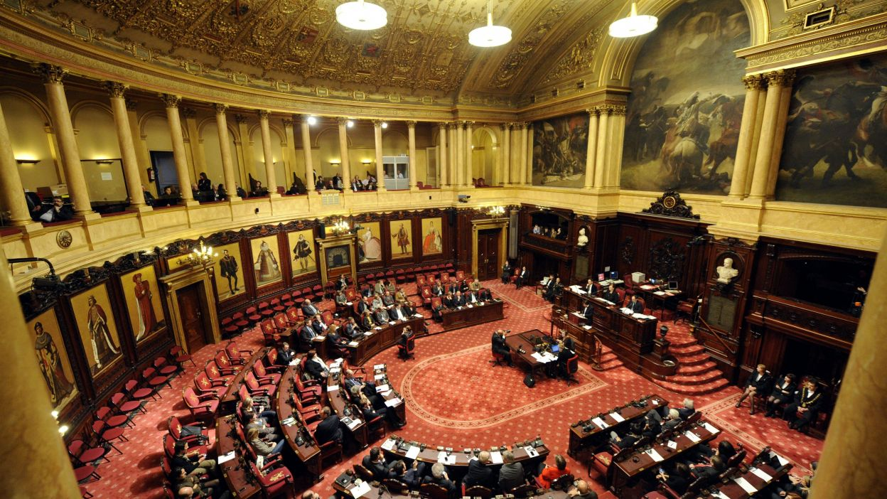 [I созыв] Первое заседание Федерального Парламента - Страница 2 -в-бельгии