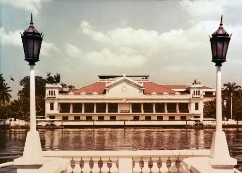 Малакананг - резиденция президента Филиппин