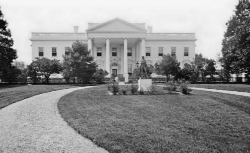 white-house-c1860