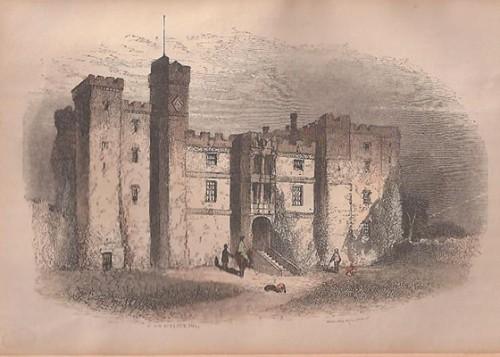 Замок Chillingham01