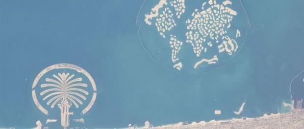 В Эмиратах на «Земле» продают подводные виллы