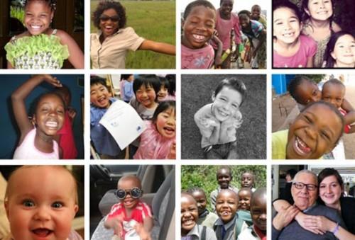 Международный день счастья - дети