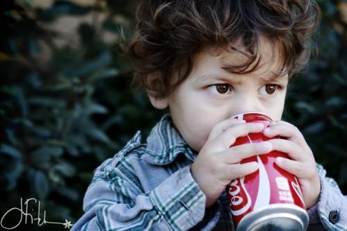 Кока-кола для детей