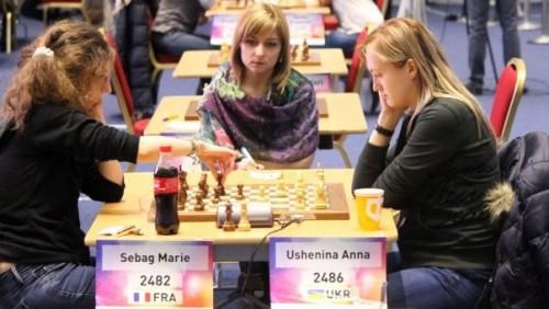 Российское время стало причиной поражения украинской шахматистки