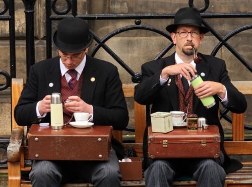 Английская чайная церемония