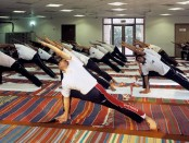 Йога для всех помагает бороться со стрессом