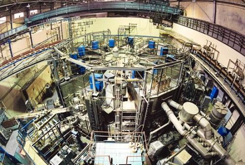 термоядерная установка Курчатовский институт