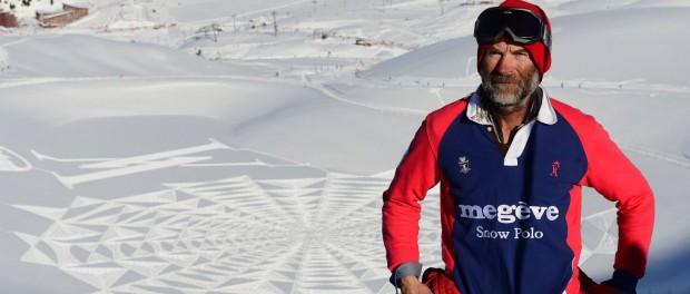 Неспешные прогулки — первый шаг к снежному креативу