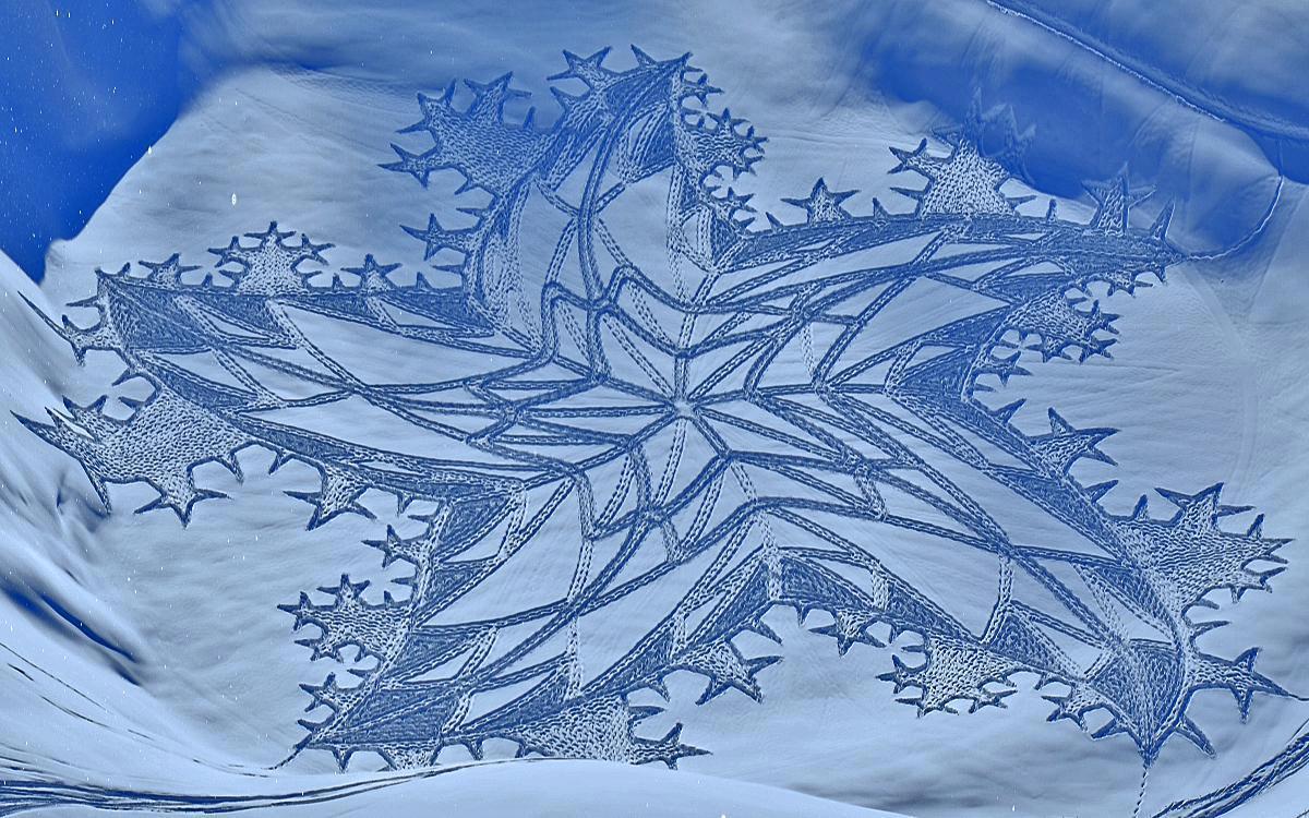 Снежная звезда