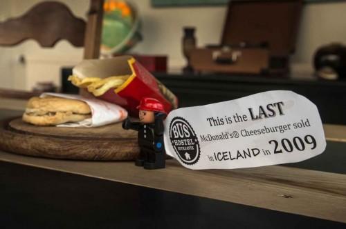 Самый последний Биг Мак в Исландии