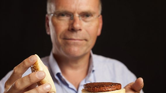 Вкусный бургер из нового мяса доступен уже за 11-50