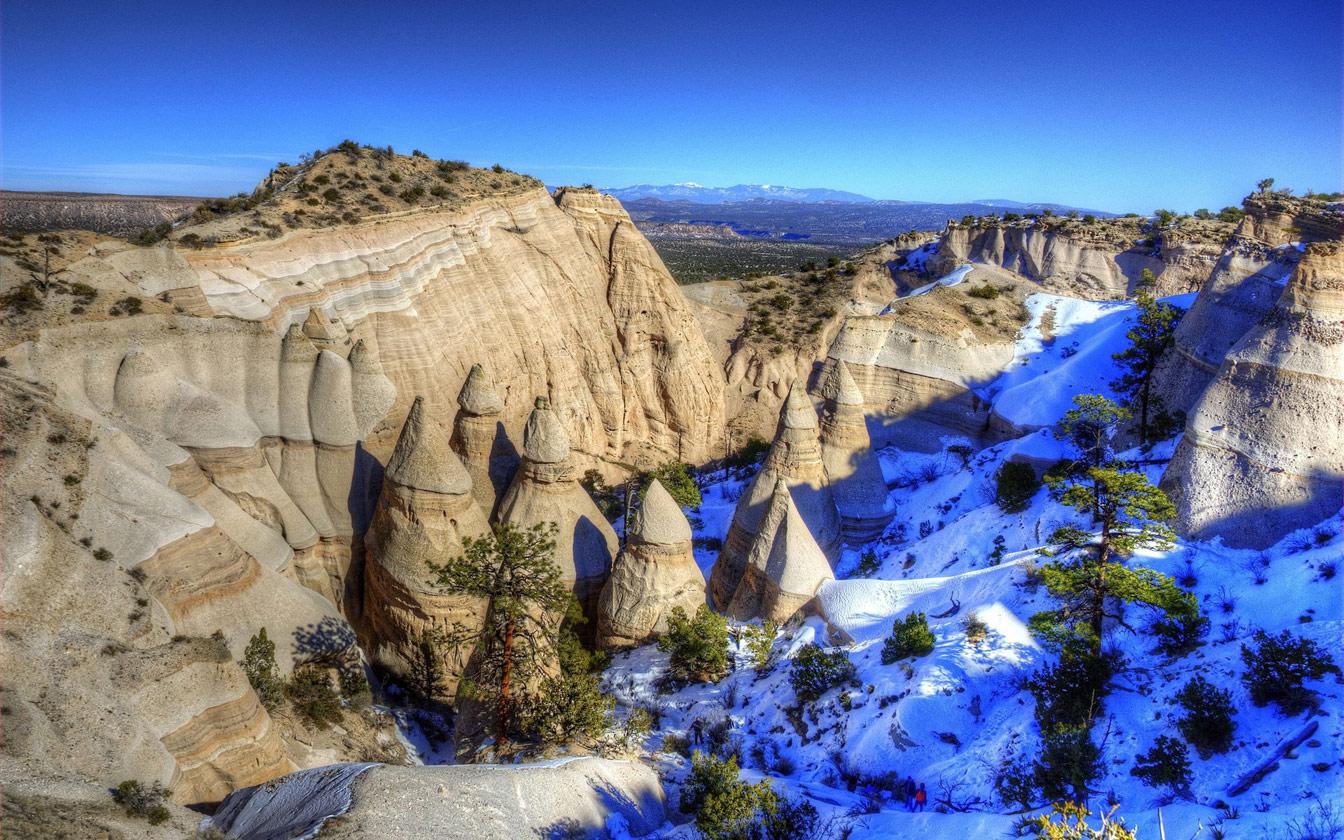 интересное на земле место - скалы Каша-Катуве