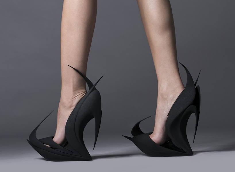 3D печать стала проникать и в индустрию моды