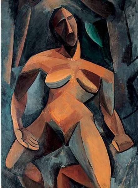 Пикассо-Дриада