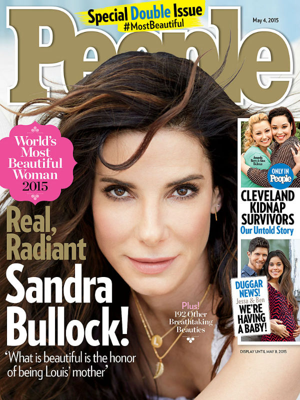 Sandra Bullock in People