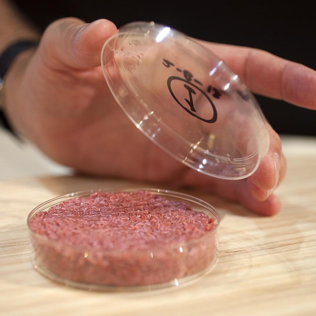 Вот такое оно - будущее мясо человечества