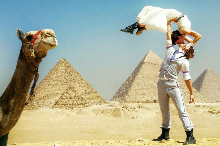 Восхищение от Египта