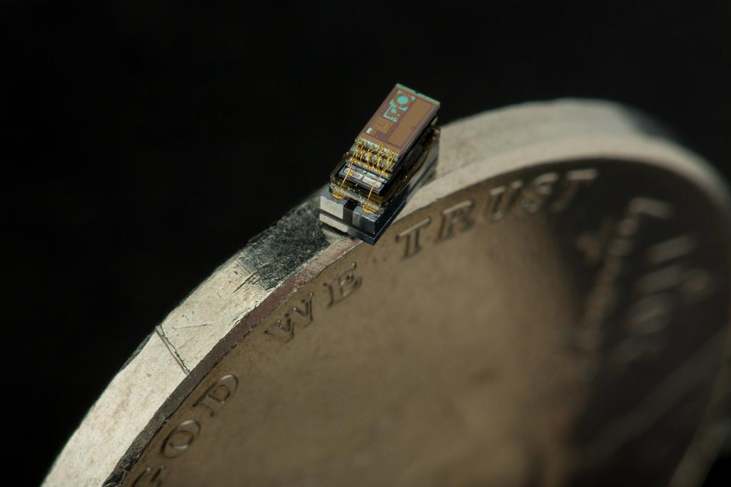 Michigan Micro Mote - новый шаг в мире компьютеров