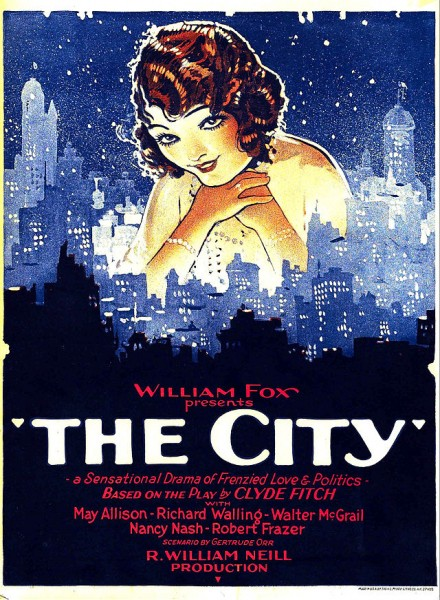 The_City_poster