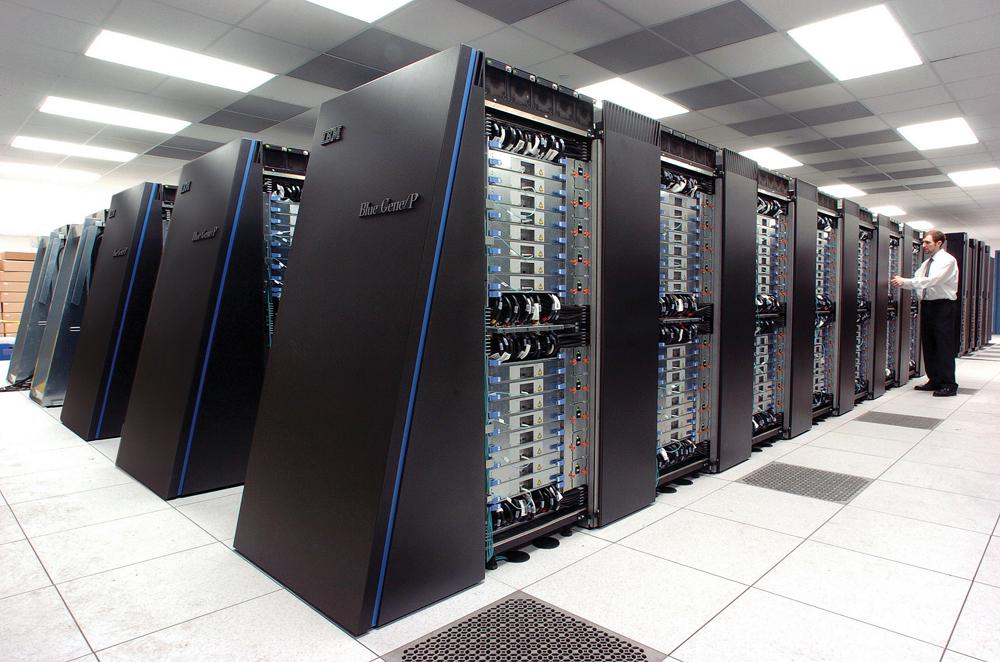 Суперкомпьютеры рейтинг