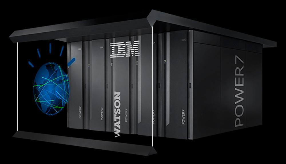 Новый watson от IBM