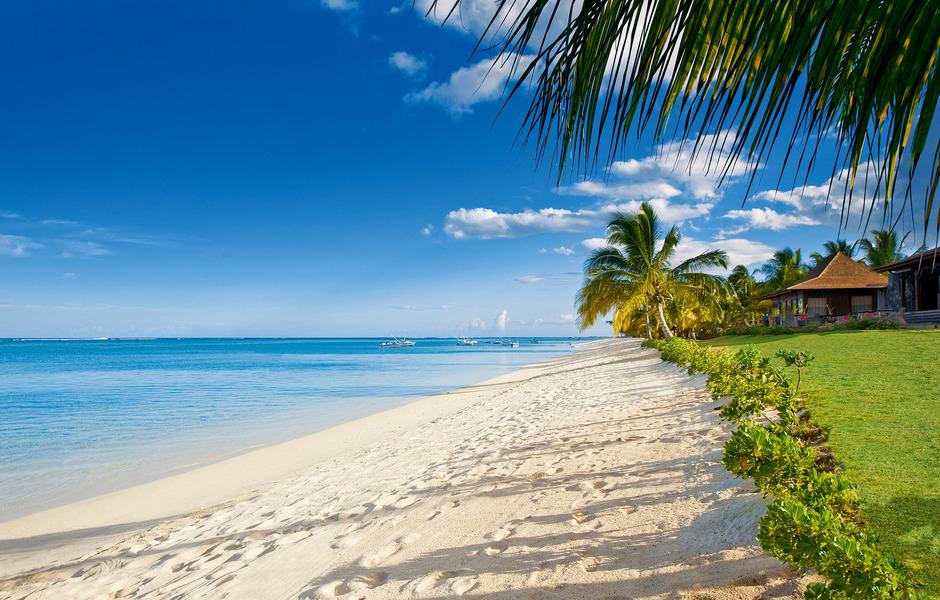 Песчаные пляжи Маврикии