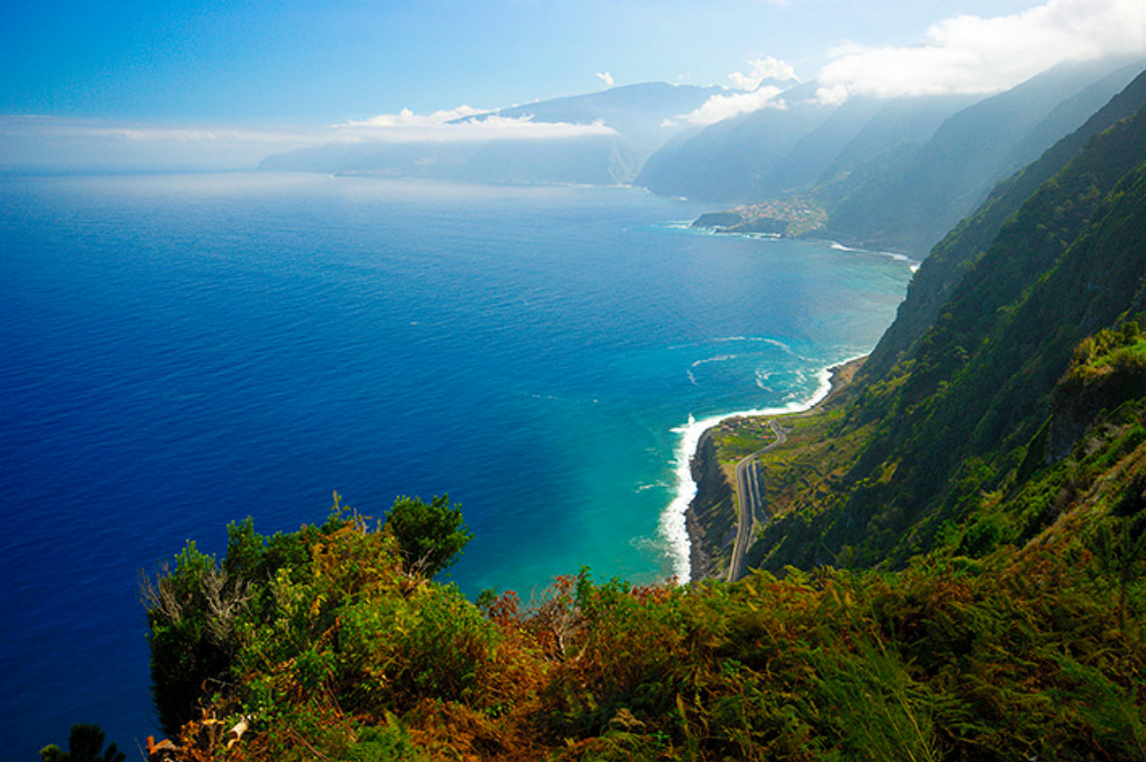 Остров Мадейра, Португалия