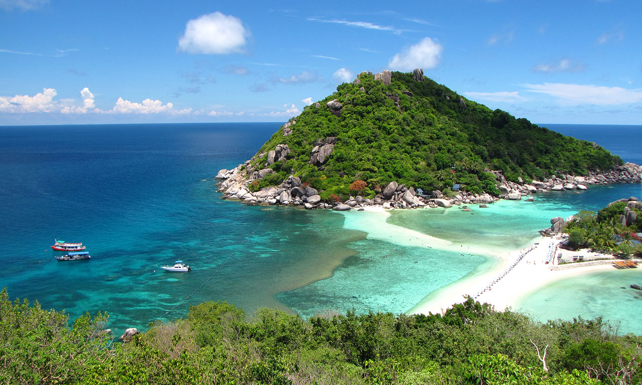остров Тао в Таиланде