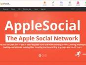 соцсеть нового типа Apple