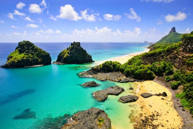 Fernando de Noronha - лучший пляжный отдых