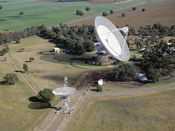 Обсерватория в Австралии отличившаяся исследованием сигналов микроволновки