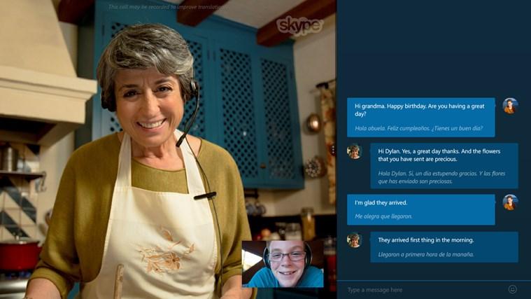 Skype научился переводить на 50 языков