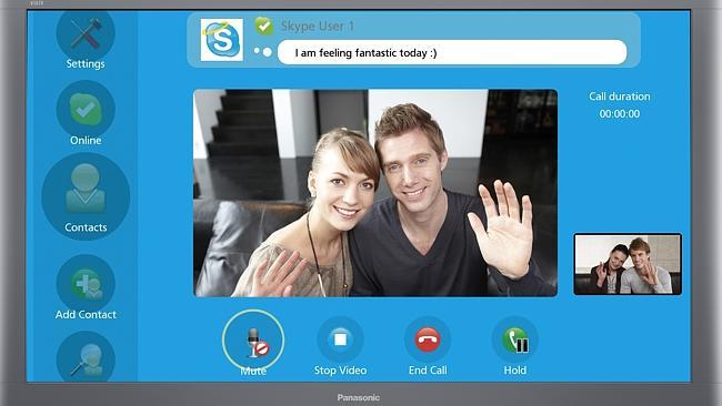 Общение без границ со Skype
