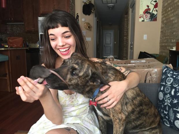 Дружба крысенка и собаки