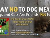 Китайцы отказались от блюд из собак