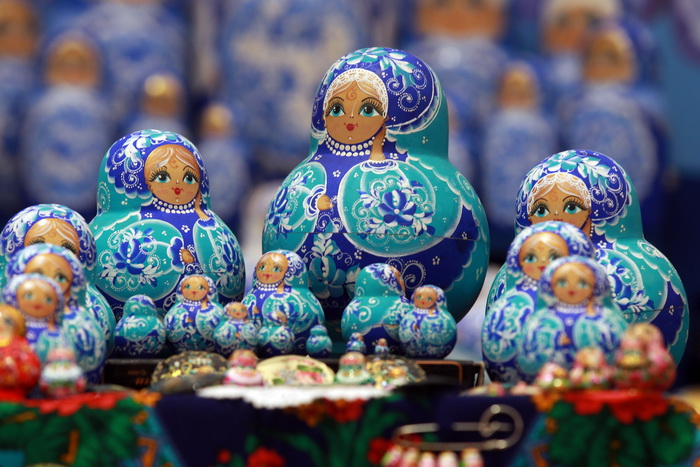 традиционный русский сувенир