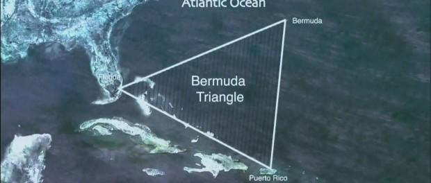 Бермудский треугольник выпустил свою жертву спустя 90 лет