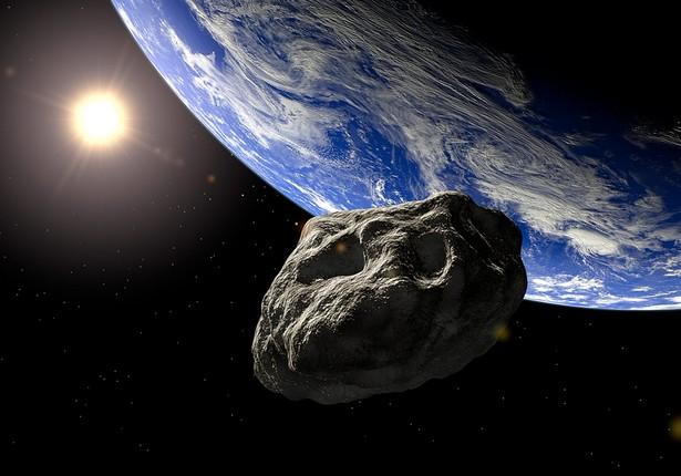 астероид из платины