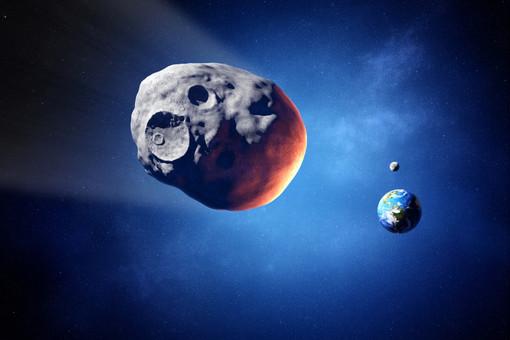 астероид на 5,4 триллиона
