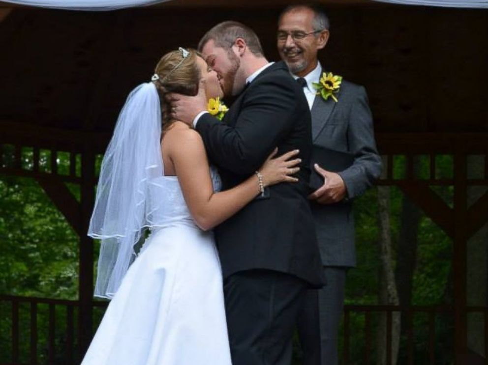 Свадьба во второй раз
