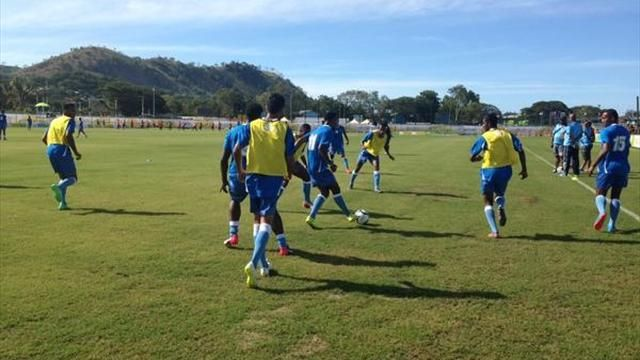 сборная Микронезии установила антирекорд