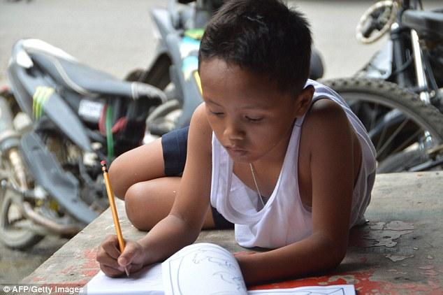 филиппинский мальчик