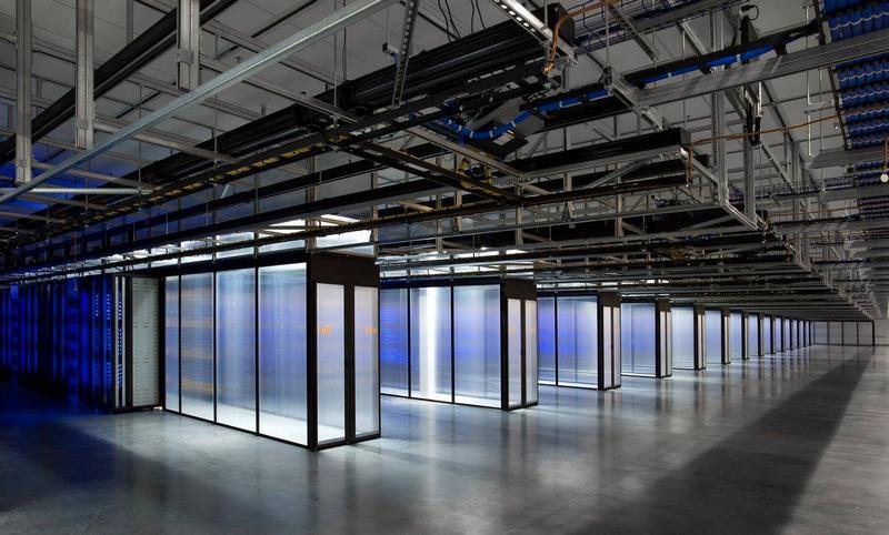 новый центр обработки данных  Facebook