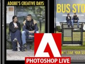 креативный розыгрыш от Adobe