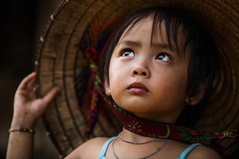 Взгляни на мир детскими глазами